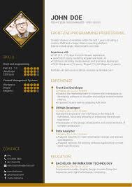 Builder Online The Advantages Of An Online Cv Builder Cv Template