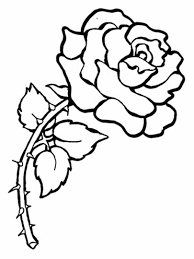 Small Picture Free Printable Flower Coloring Pages For Kids Best Coloring