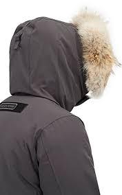 Canada Goose Langford Parka Black Label - Coats - 504692365