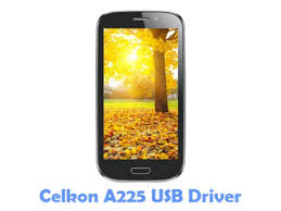 Download Celkon A225 USB Driver