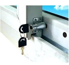 door safety latch burglar bars for sliding glass doors patio door safety bar sliding door security lock sliding patio