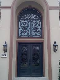 Custom Wrought Iron Door Units In Dallas, Fort Worth   © 2017 A&A ...