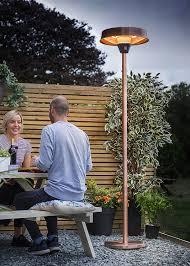 2100w copper garden heater outdoor patio heater balcony free standing heater