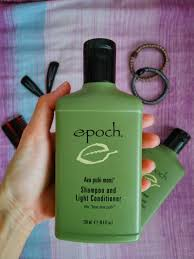 Epoch Ava Puhi Moni Shampoo And Light Conditioner Must Have One Step Shampoo And Conditioner All Natural Too