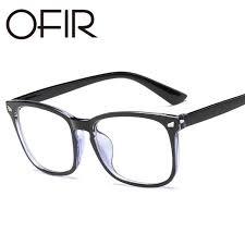 ofir 2018 new popular computer glasses frame women men anti blue eyeglass