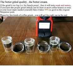 Coffee Pods Capsules Pop Nespresso Pod Chart Machine Capsule