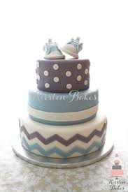 baby shower cake baby boy sneakers converse blue grey lummy baby shower cakes pictures