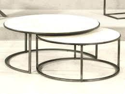 hammary promenade coffee table promenade coffee table coffee table round nesting awesome modern basics cocktail with
