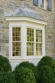 Kitchen Bay Window Exterior