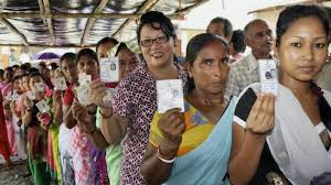 Assembly In 1 Over Lakh Voters Included New List Polls Up Voter