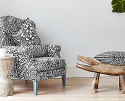 Patterned Chairs