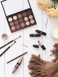 my custom eyeshadow palette mac makeup geek