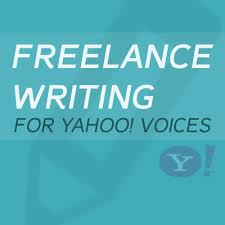 writing jobs make money online a review of yahoo voices