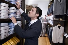 customer service skills list customers shopping in a clothing store