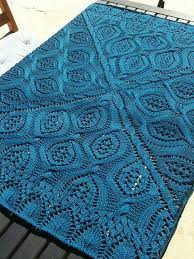 969 best Knitting - Afghans, Throws and Blankets images on ... & Cable Afghan Knitting Patterns Adamdwight.com