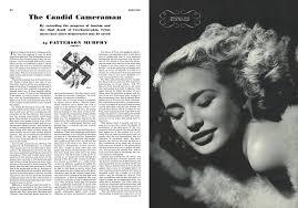 Priscilla Lane | Esquire | JULY 1939