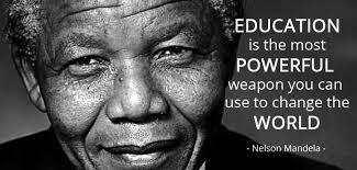 Nelson Mandela Education Quote Stunning Jim Webster Digital Marketing Consultant Best Nelson Mandela