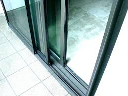 replacement sliding glass doors weather stripping pile seal replace door anderson s