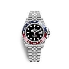 Rolex Gmt Master Ii Watch Oystersteel M126710blro 0001