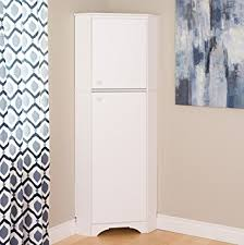 cabinets storage with doors. prepac wscc-0605-1 home, elite tall 2-door corner storage cabinet cabinets with doors o