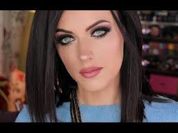 tutorial on maya mia palette evening look by ripps check out more makeup on bellashoot