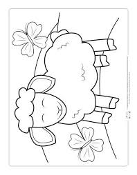 Baskets, bunny, eggs and more great pictures and sheets to color. Printable Easter Coloring Pages For Kids Itsybitsyfun Com
