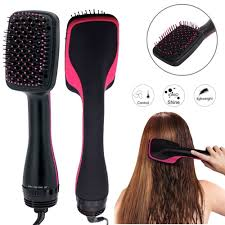 2 In 1 <b>Hair</b> Dryer <b>Brush</b> Multi Function Electric <b>Hair Blow</b> Dryer <b>Brush</b> ...