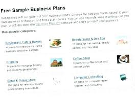 Online Business Plan Template Free Download Best Free Business Plan Template Small Floor Plans House