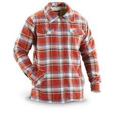 Dakota Grizzly Size Chart Dakota Grizzly Flannel Sherpa Shirt Jacket 221880