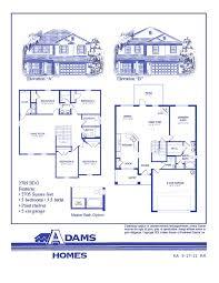 adams homes floor plans. Alt Adams Homes Floor Plans A