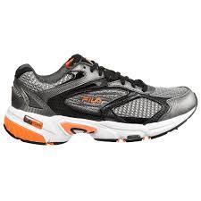fila running shoes orange. fila swerve 2 running shoes (for men) orange