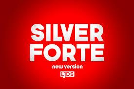 forte font silver forte fonts lj design studios