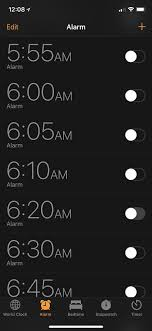 volume ons will only silence the alarm not stop it it s effectively like hitting snooze since you have another alarm queued up as your snooze