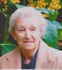 Geraldine McClure Obituary - Death Notice and Service Information