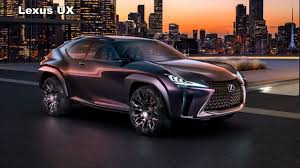 2018 lexus midsize suv.  suv 2018 lexus ux concept  the tiny luxury suv with big tech intended lexus midsize suv l