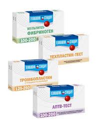 Реагенты для гемостаза Технология Стандарт  Контрольная кровь boule con Швеция