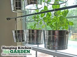 ... hanging window garden 2 logo Wonderful DIY Hanging Herb Garden for  Kitchen