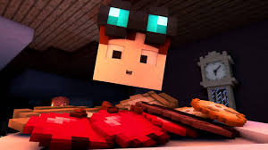 Lights Out Animation Dantdm Minecraft Lights Out Horror Map Funny Moments