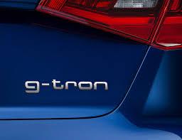8V Estoril Blue A3 Sportback g-tron Rear Emblem - | EuroCar News