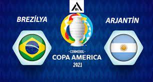 Copa America Final: Brezilya – Arjantin   Yayın bilgileri, muhtemel  kadrolar, istatistikler - Ansiklopedika