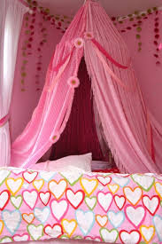 Princess Over Bed Canopy Fresh 1000 Images About Diy Princess Bed ...