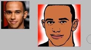 photo cartoon effect drawing images