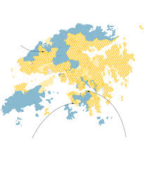 Hong Kong Election Results Mapped The New York Times