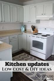 For A Small Kitchen Improve A Small Kitchen With Small Updates And Diy Ideas O Our