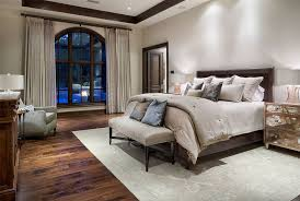 Southlake-by-JAUREGUI-Architecture-Interiors-Construction Luxury Bedding  Ideas for A