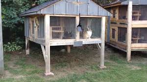 rabbit hutch plans how to build on
