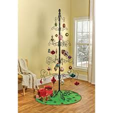 Wrought Iron Ornament Display Stand Awesome Wrought Iron Ornament Christmas Tree 32 Reviews 32 Stars Signals