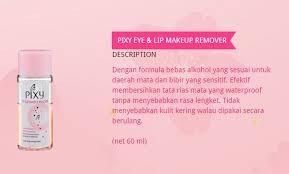 make up cleanser pixy eye lip makeup remover dozen ct102