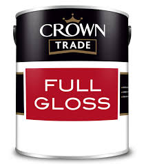 Crown Trade Colour Collection Colour Chart Crown Trade Full Gloss