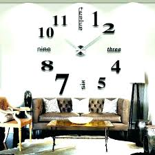 large wall clocks extra large wall clocks giant wall clocks decorative large wall clocks oversized